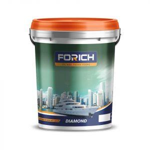 Sơn bóng ngọc trai ngoại thất cao cấp Forich - Forich.vn