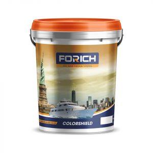 Sơn chống thấm pha màu cao cấp Forich - Forich.vn