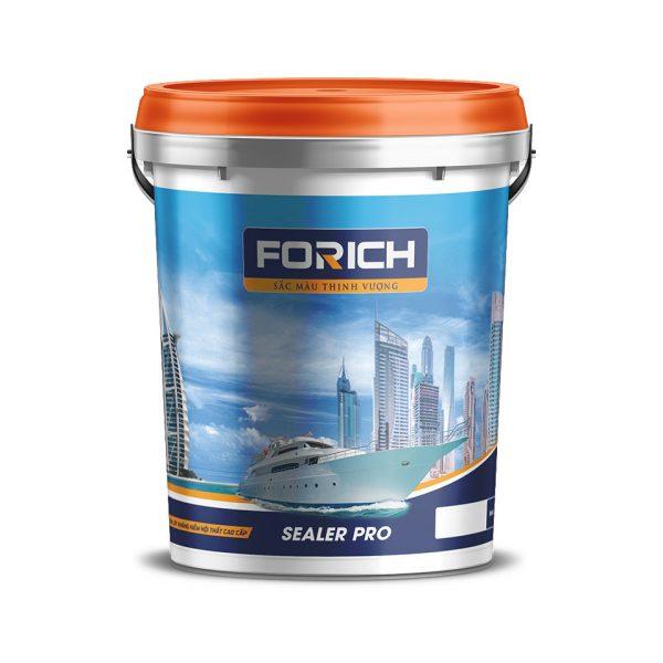 Sơn lót kháng kiềm nội thất cao cấp Sealer Pro - Forich.vn