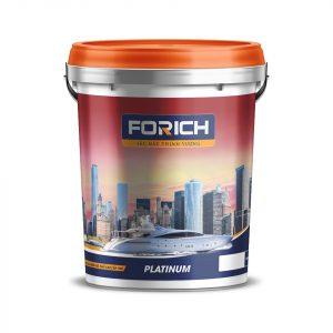 Sơn siêu bóng nội thất cao cấp 7in1 Forich - Forich.vn