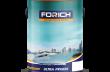 Sơn lót kháng kiềm ngoại thất đặc biệt Forich - Forich.vn