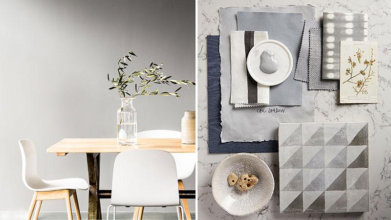 40 sắc thái sơn phòng khách màu Xám tinh tế và phong cách - Forich.vn