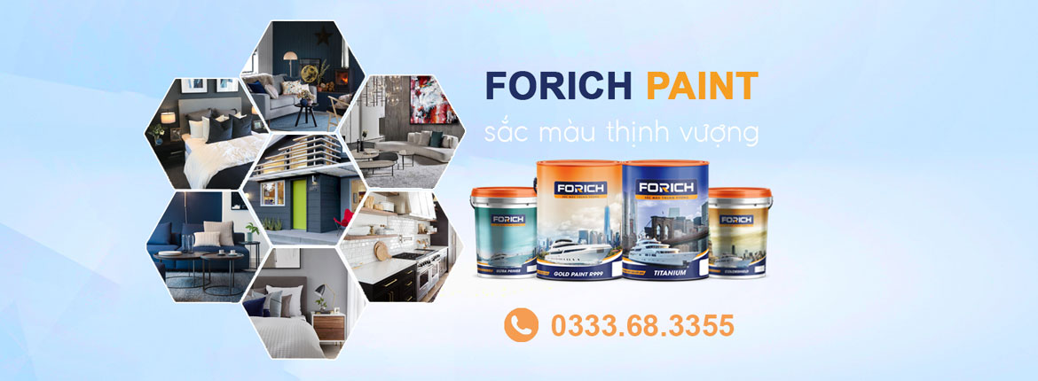 Forich | Forich Paint | Sơn nước cao cấp Forich - Forich.vn