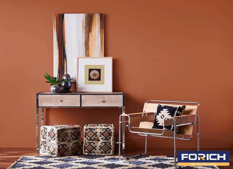 Xu hướng chọn màu sơn tường nhà đẹp, phong cách hiện đại hiện nay - Forich.vn