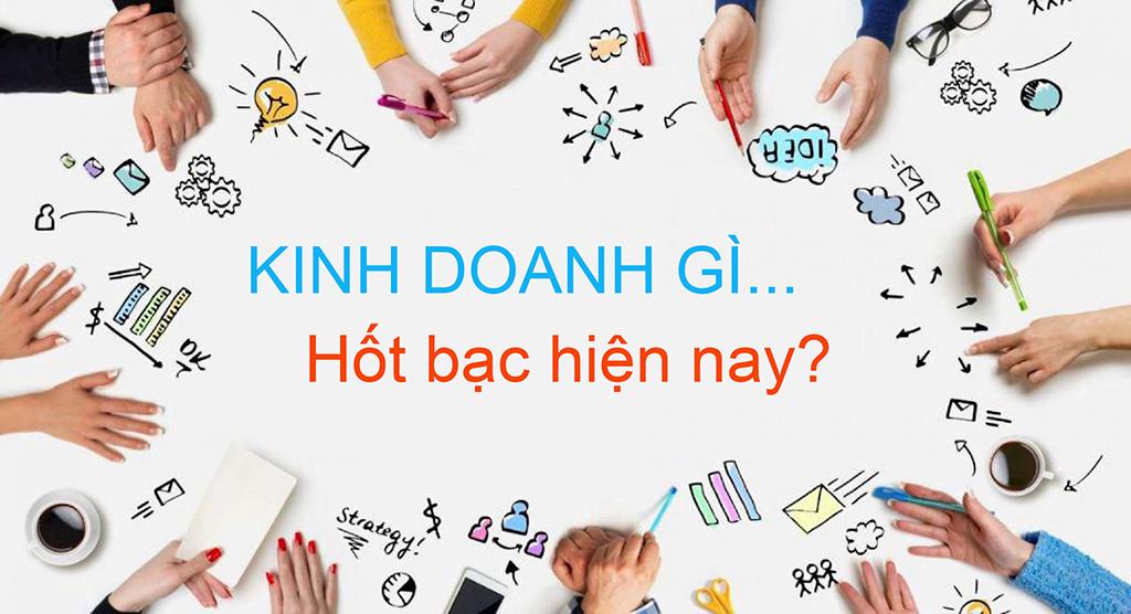 Xu hướng chọn ngành kinh doanh cực dễ HỐT BẠC - Forich.vn