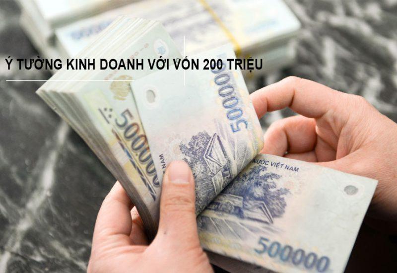 Ý tưởng kinh doanh với vốn 200 triệu - Forich.vn