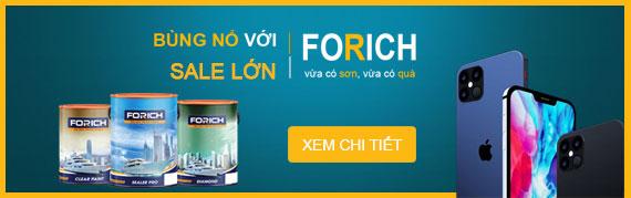 Forich | Sơn nước cao cấp | Forich.vn 1