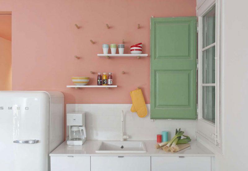 Cách chọn màu sơn hợp phong thủy cho phòng bếp - Forich.vn