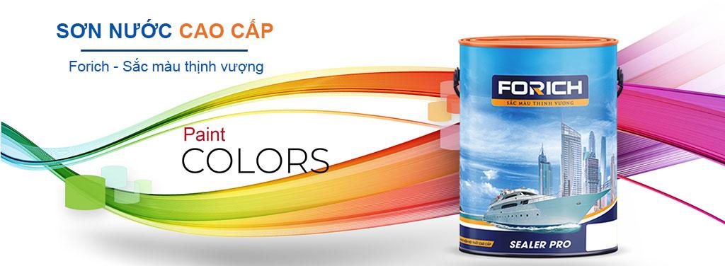 Sơn nước giá rẻ - Tiềm ẩn rình rập từ sơn kém chất lượng - Forich.vn