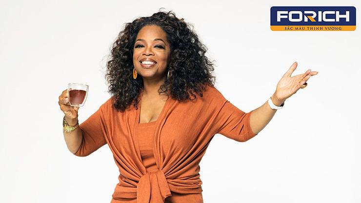5 bài học kinh doanh từ tỷ phú Oprah Winfrey - Forich.vn