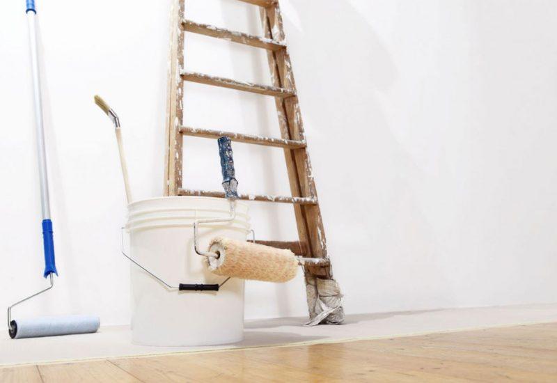 Có nên sơn nhà vào mùa khô? - Forich.vn